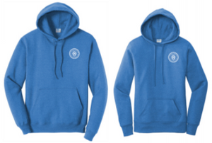 LSIcadets- Core Fleece Pullover Hooded Sweatshirt, Adult & Ladies