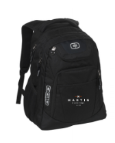 MartinElectric- Ogio Excelsior Backpack