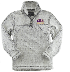 CBA- Frosted Sherpa pullover *SALE/Limited Quantities*