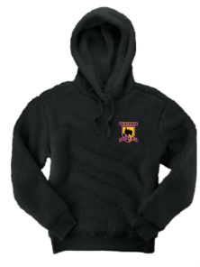 BSpaTF- Wooly Sherpa Hoodie NEW!