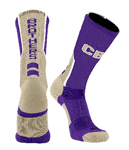 CBA20Holiday- Perimeter Crew Socks