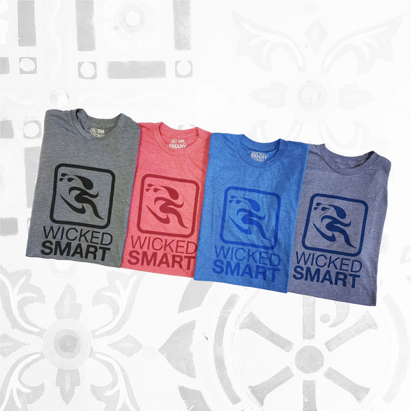 WSStudio21- Wicked Smart Favorite TShirt, Classic Logo Collection
