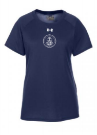 AHN- Under Armour® Ladies Locker T