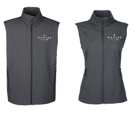 MartinElectric- Carbon Bonded Soft Shell Vest