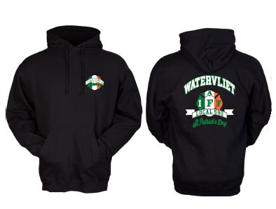 WFD- Wicked Smart St. Patty's Hoodie