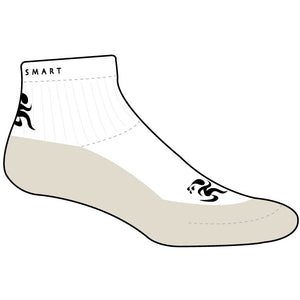 WickedSmart- WS Low Sock, 2 colors