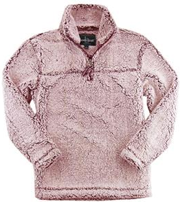 ATTIC20- Boxercraft Wooly Sherpa Pullovers, color selection