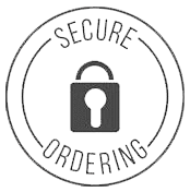 Secure orderind badge