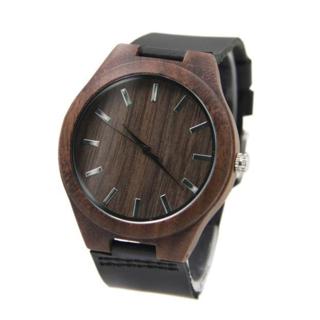 Bamboo Wood Watch - Watch | The Guys Spot