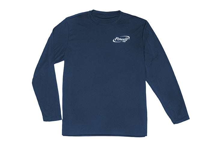 "Long Sleeve ""Posicharge"" Performance Shirt"