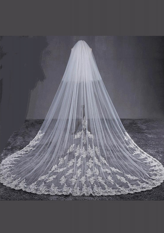 Cathedral Length Veil style 20