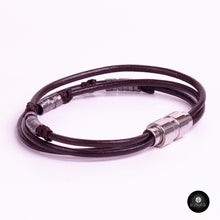 Load image into Gallery viewer, Elegant Leather Man - kavakbrand, handmade jewelry, fashion, jewelry for women, jewelry for men, unique jewelry, custom jewelry, jewelry designer, jewelry