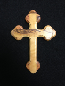 Olive Wood Cross - CG32