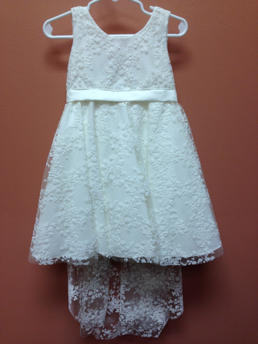 Baptism Dress - BG37