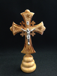 Olive Wood Cross - CG9