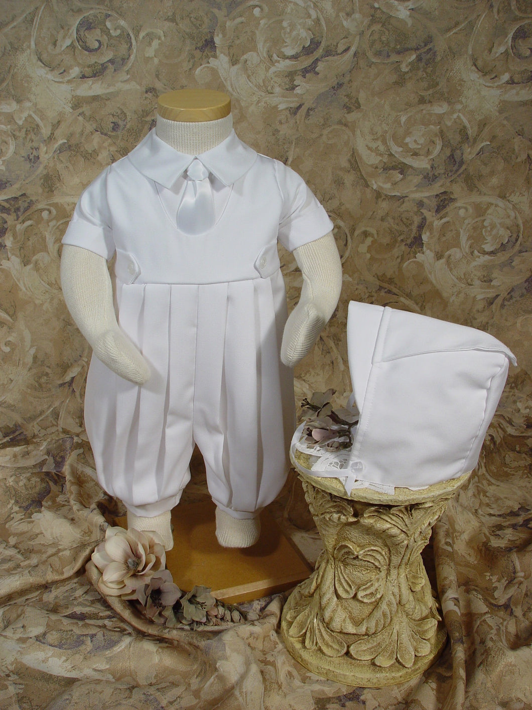 Baptism Boy Outfit - BB107