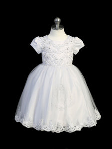 Baptism Girls Dress - BG90