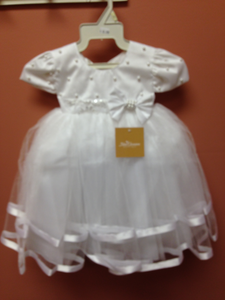 Baptism girls dress - BG207