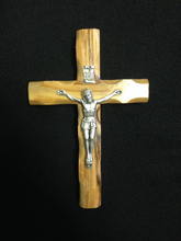 Load image into Gallery viewer, Olive Wood Cross - CG31