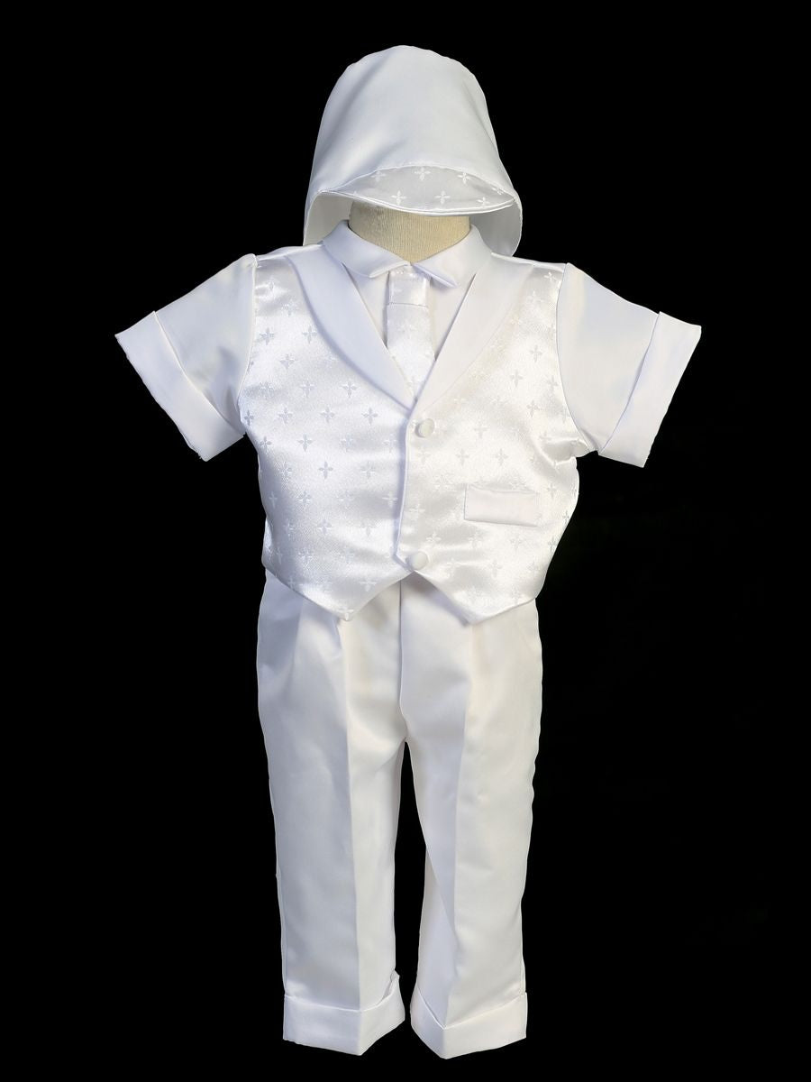 Baptism Boy Outfit - BB56