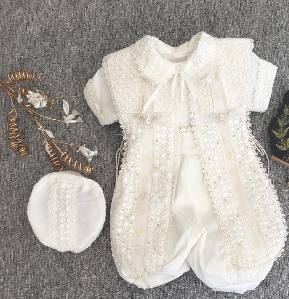 Baptism boys outfit-PR-BB148