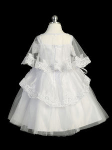 Baptism Girls Dress - BG82