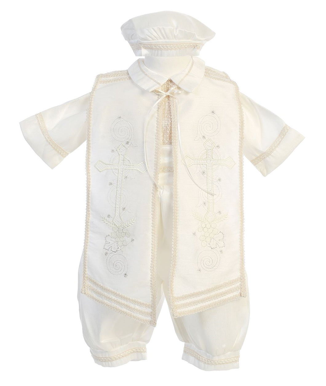Baptism Boys Outfit - BB58