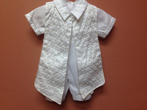 Baptism Boy Outfit- CA - BB3