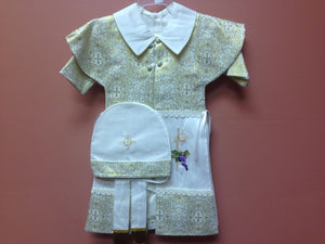 Baptism Boy Outfit