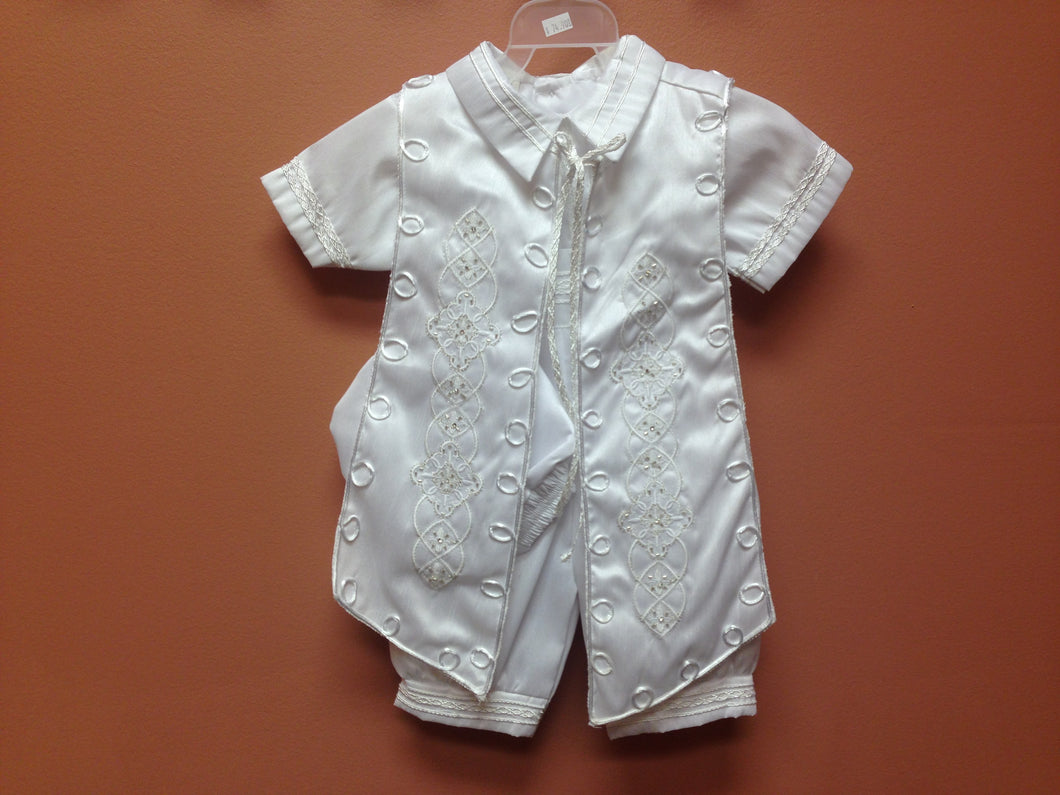 Baptism Boy Outfit - BB9