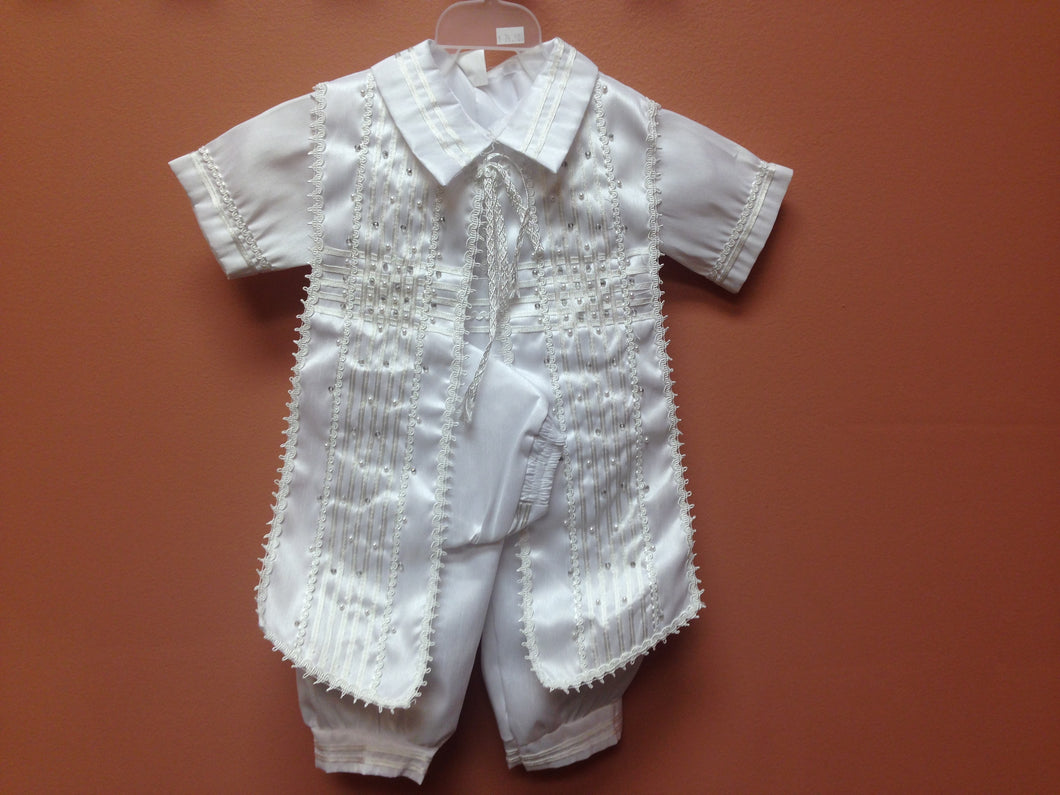 Baptism Boy outfit - BB12