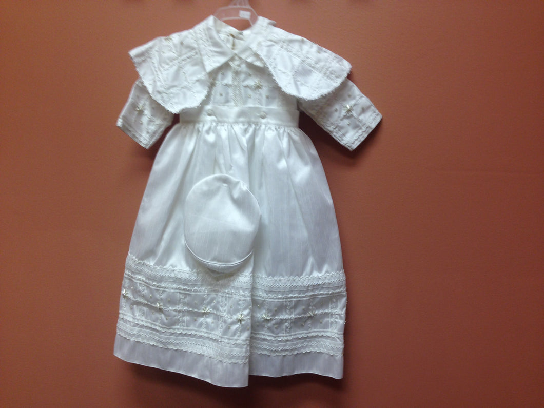 Baptism Boy Gown - BB16