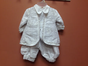 Baptism Boy Outfit - BB17
