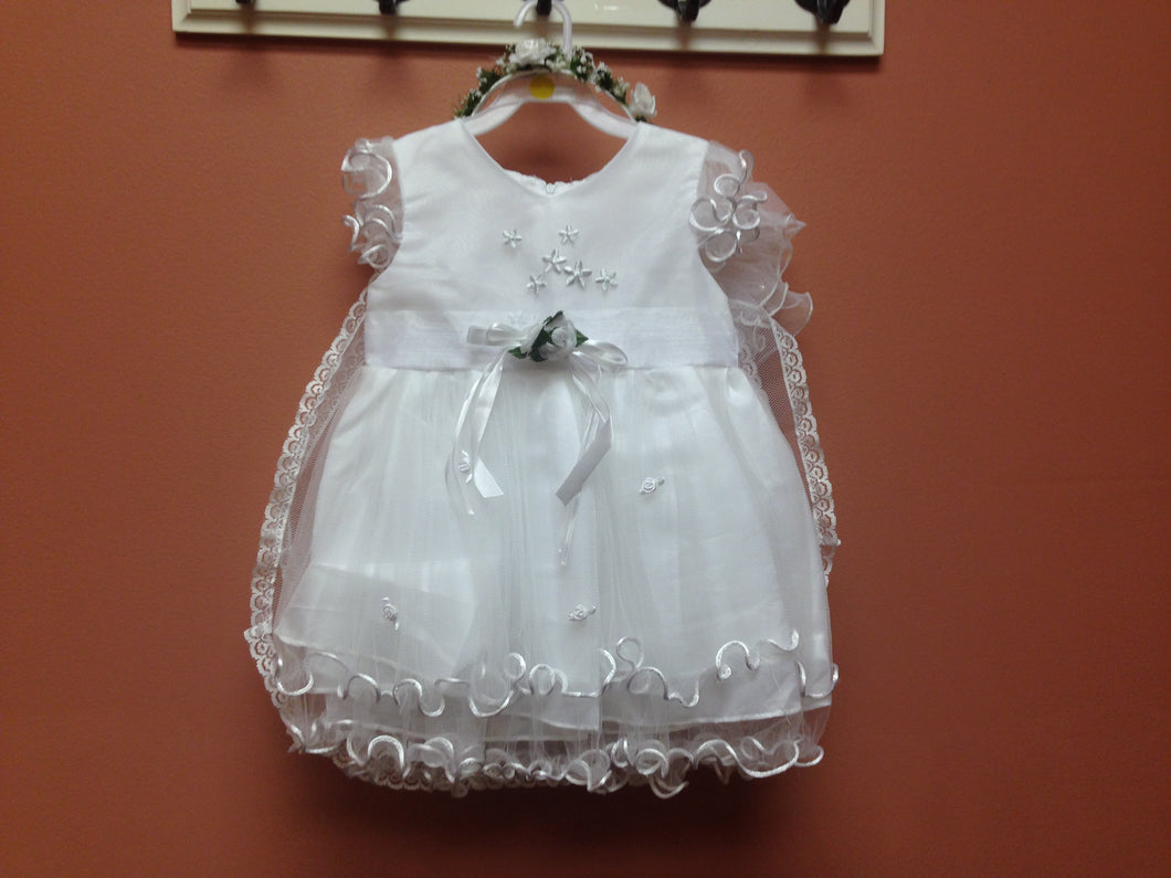 Baptism Girls Dress - BG14