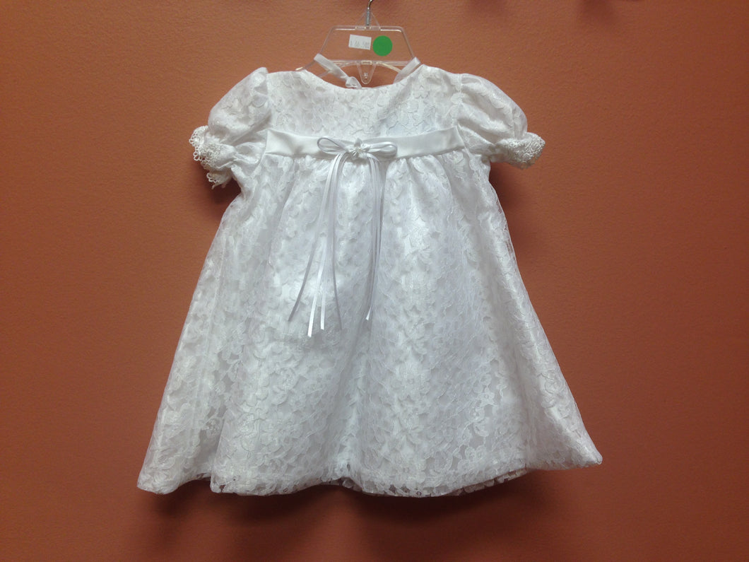 Baptism Girls Dress - BG17