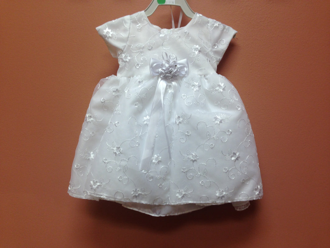 Baptism Girls Dress - BG19