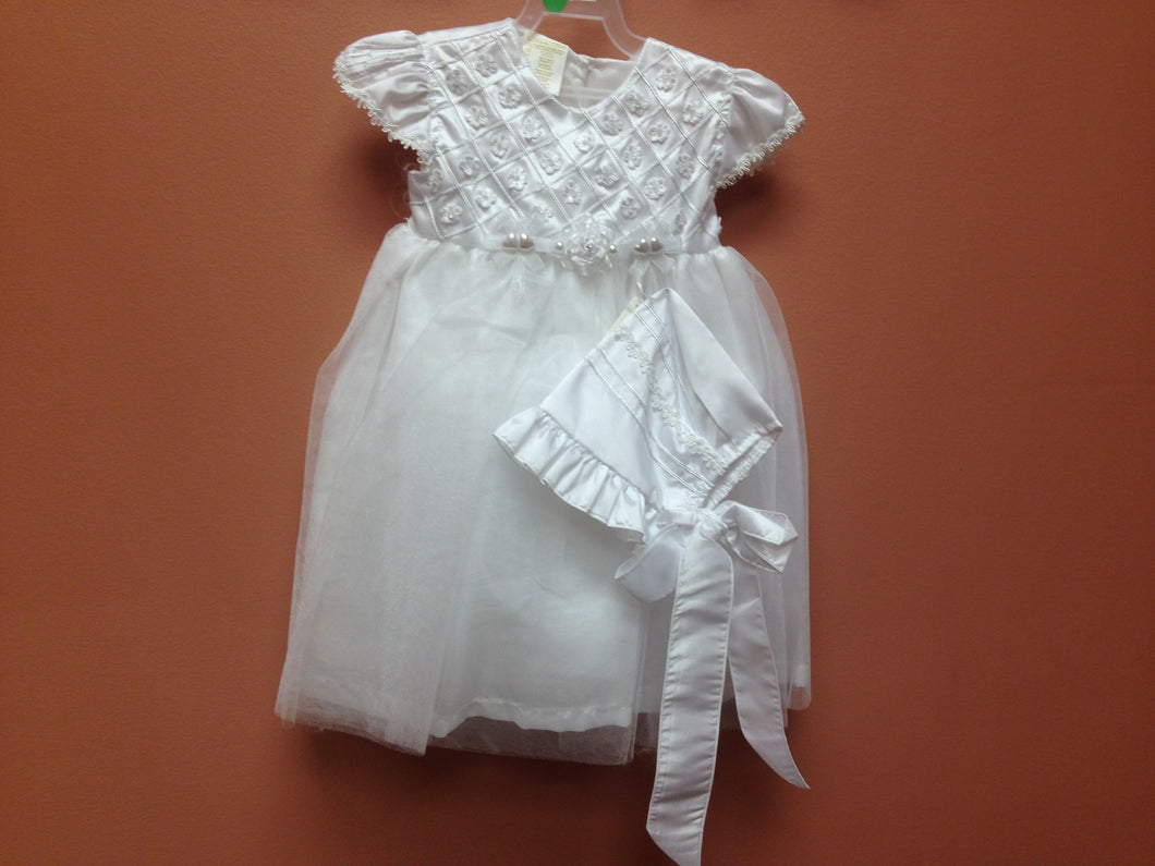 Baptism Girls Dress - BG21