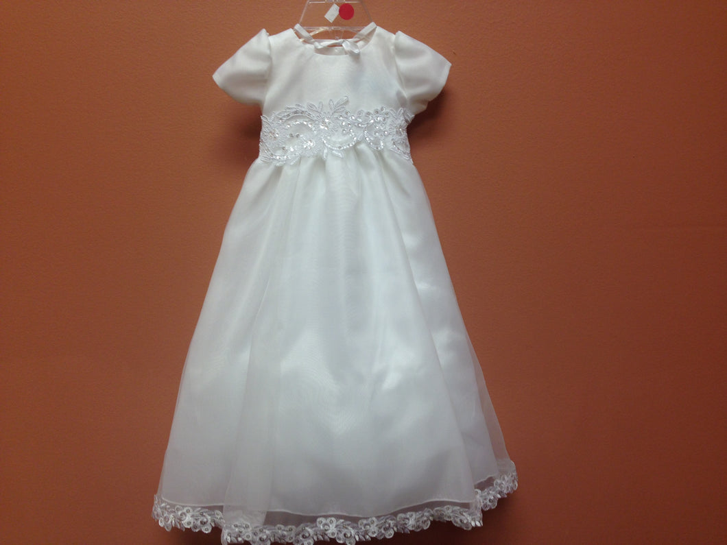 Baptism Girls Dress - BG22