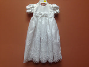 Baptism Girls Dress - BG57