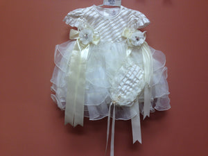 Baptism Dress - BG2