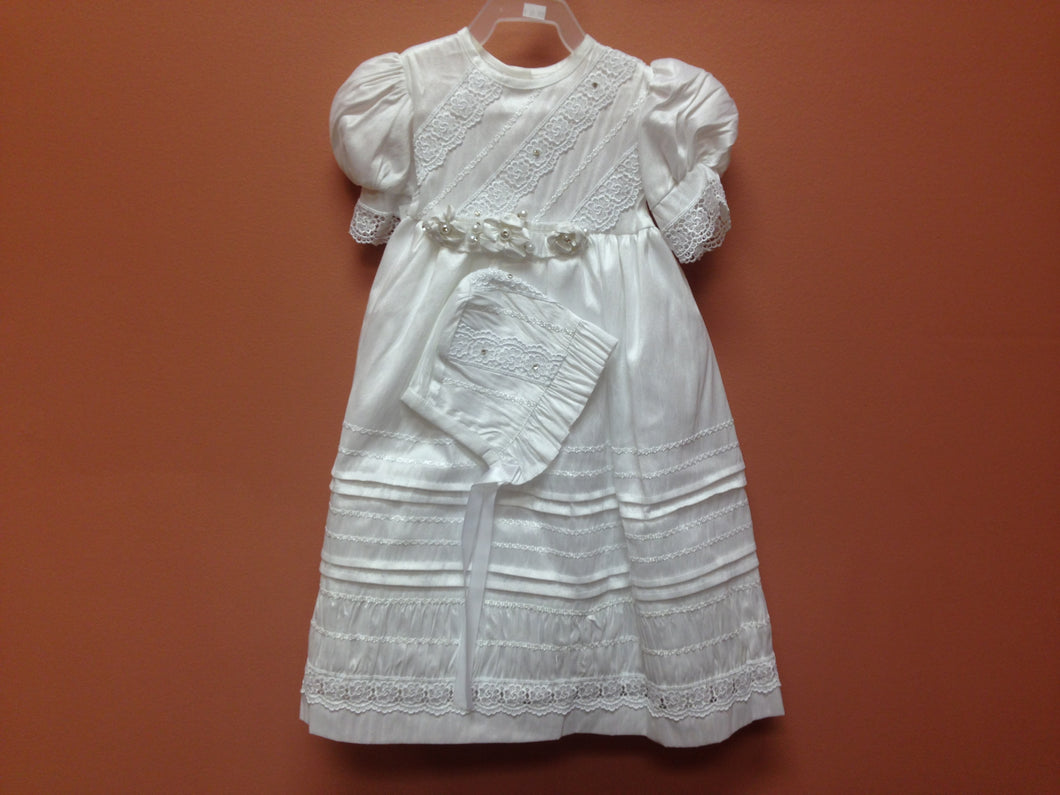 Baptism Dress - BG4