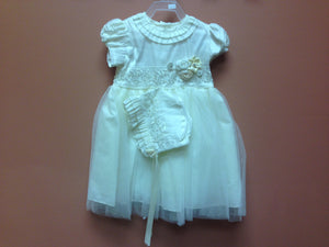 Baptism Dress - BG5