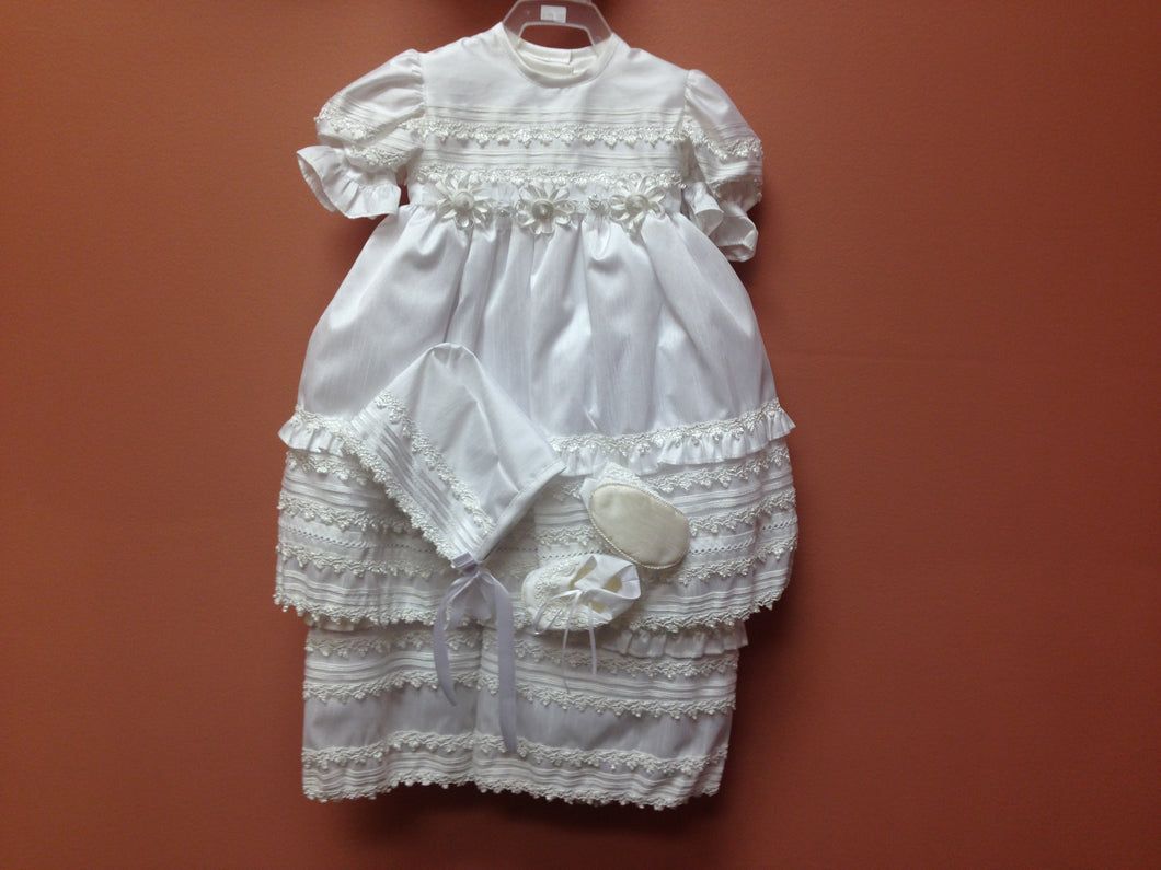 Baptism Girls Gown