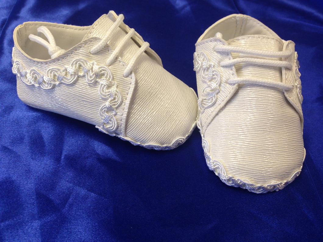 Baptism Shoes - Boy