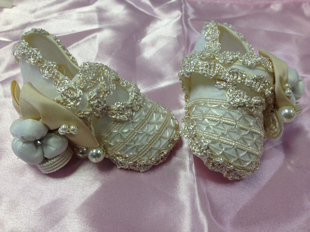 Baptism Shoes - Girls - BSh6