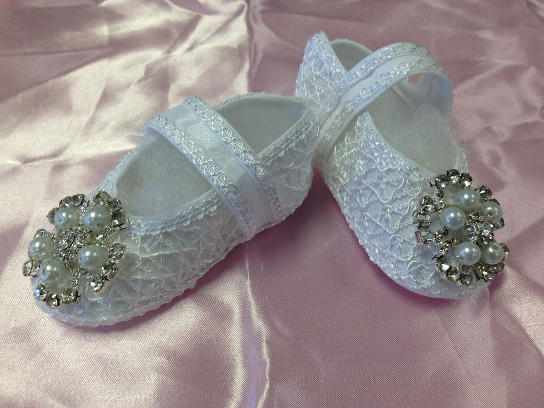 Baptism Shoes - Girls