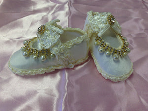 Baptism Shoes - Girls - BSh7
