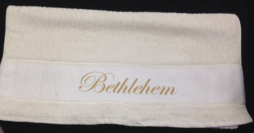 Towel- For Baptism - BT5