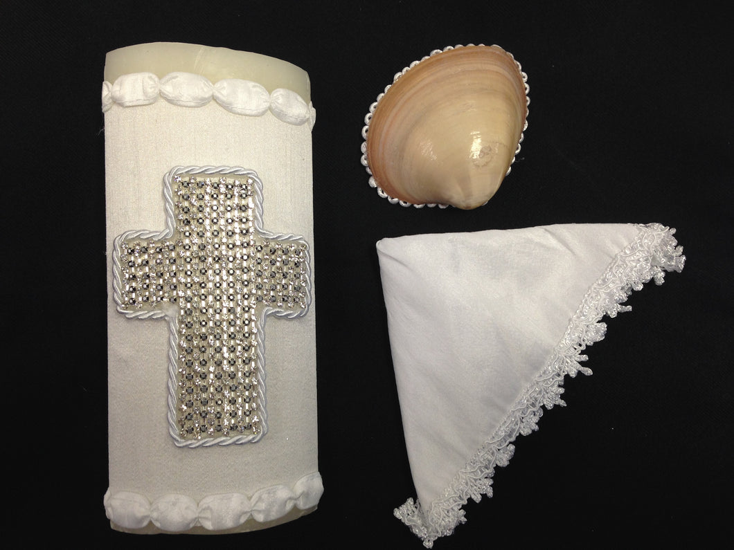 Gift Set- For Baptism - F9