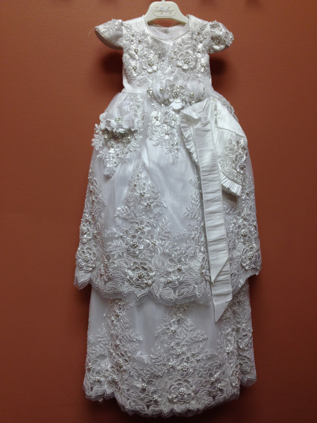 Baptism Girl Gown